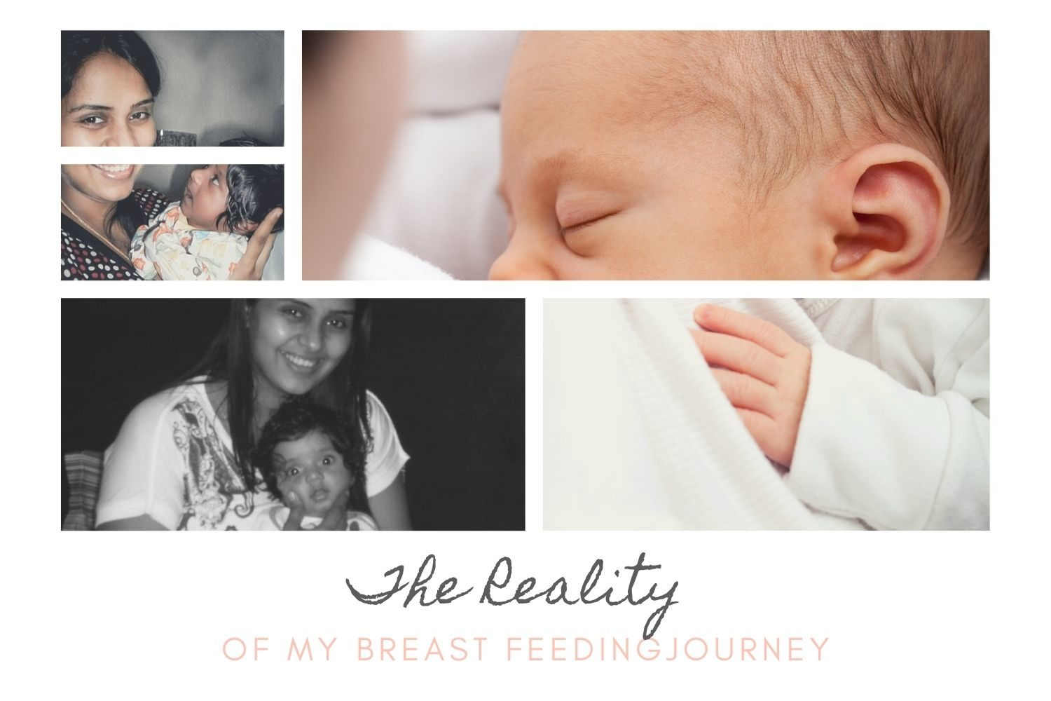The Reality of My Breastfeeding Journey