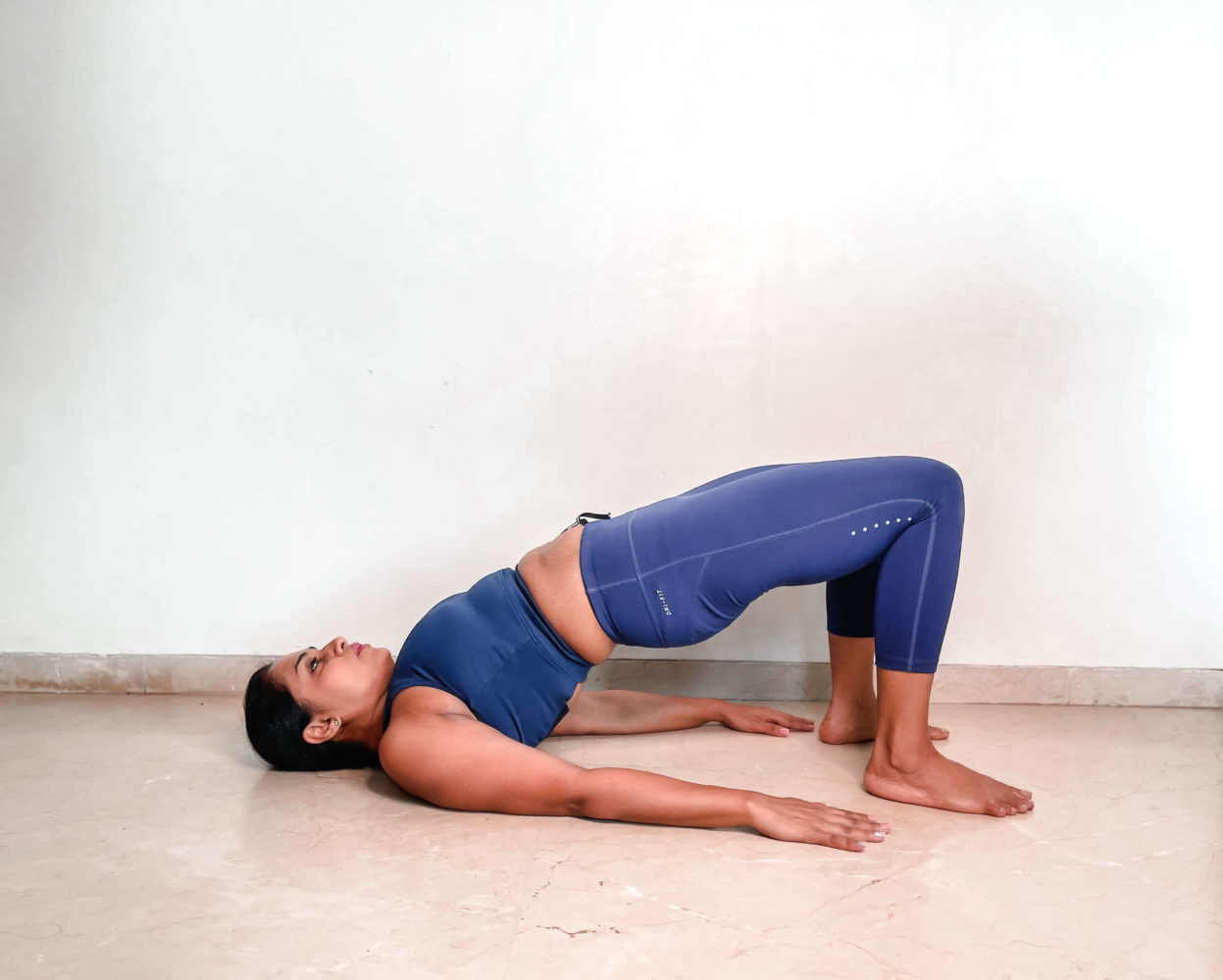 Setu Bandasana For Migraine