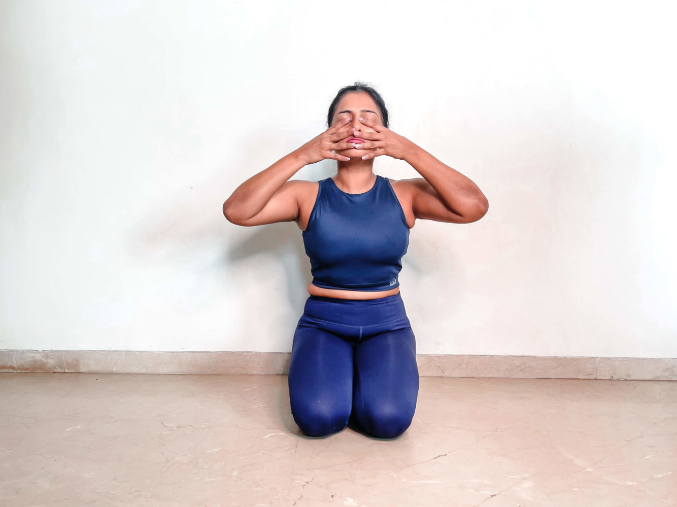 Brahmari Pranayama For Combatting  Migraine