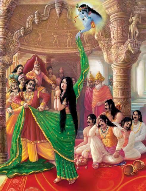 The Depiction from Mythology